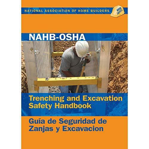NAHB-OSHA Trenching and Excavation Safety Handbook, English-Spanish (Spanish Edition)