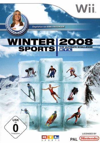 RTL Winter Sports 2008 Wii