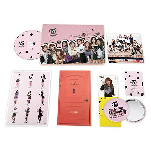 TWICE Special Album - TWICECOASTER : LANE 2 [ B Ver. ] CD + Photo book + Sticker +...