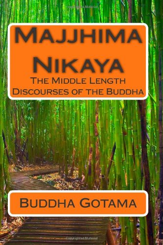 Majjhima Nikaya: The Middle Length Discourses of the Buddha (Pali Edition)