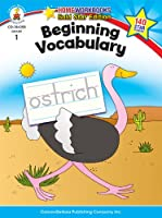 Beginning Vocabulary: Gold Star Edition (Home Workbooks)