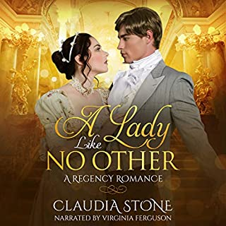 A Lady Like No Other: A Regency Romance cover art