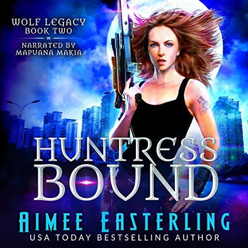 Couverture de Huntress Bound