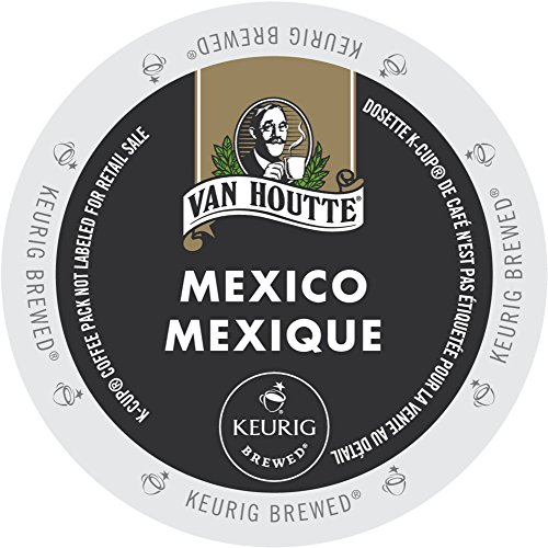 Green Mountain Van Houtte Mexican Coffee K-Cup Portion Pack 24 Count