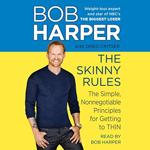 The Skinny Rules audiobook cover art