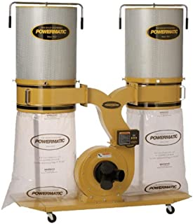 Powermatic PM1900TX-CK1 Dust Collector 3HP 1PH 230-Volt 2-Micron Canister Kit