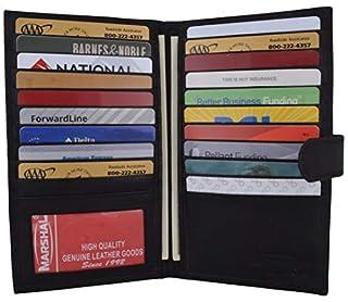 Marshal Genuine Leather Bi-fold Card Holder #1629CF (B004HY27XS)   Amazon price tracker / tracking, Amazon price history charts, Amazon price watches, Amazon price drop alerts