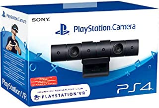 Playstation Camera for PS4 by Sony - for use with Playstation VR (World Edition)