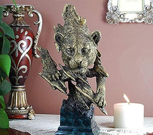 ventas en linea KOONNG Crystal Ornaments Sculpture Decoration Giraffestatue Simulation Animal Animal Animal Art Sculpture Resin Art&Craft Home Decoration Accessories  tomar hasta un 70% de descuento