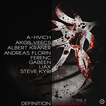 Various Artist - Definition Of Insanity Vol.2