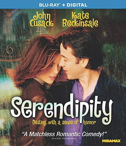 Serendipity (Blu-ray + Digital) $4.99 - $4.99