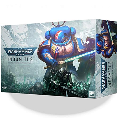 Games Workshop Warhammer 40,000: Indomitus (English), Limited 9th Edition