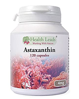 Astaxanthin 4mg x 120 Capsules
