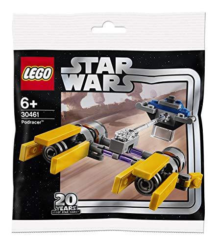LEGO® – Podracer Star Wars Bauspiele – 30461, Mehrfarbig