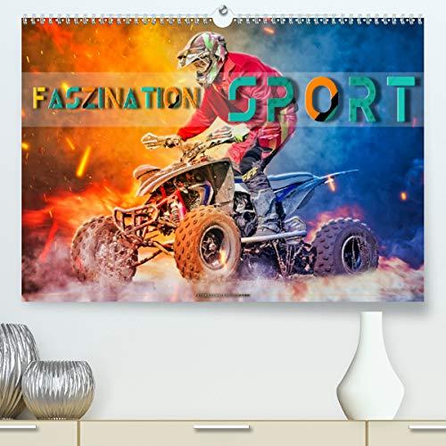 Faszination Sport (Premium, hochwertiger DIN A2 Wandkalender 2021, Kunstdruck in Hochglanz)