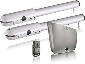 Somfy 2400780 - SGS 201 RTS Motorisatie voor draaipoort   Geleverd met 1 Keypop afstandsbediening   TaHoma domotica box co...