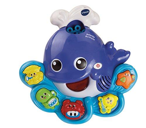 VTech VTech-80-146022 Ballita badspeelgoed voor zeepbellen, 30,5 x 24,1 x 11,9 (3480-146022)