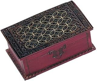 Large Celtic Chest Polish Handmade Secret Wooden Puzzle Box by PolishArt