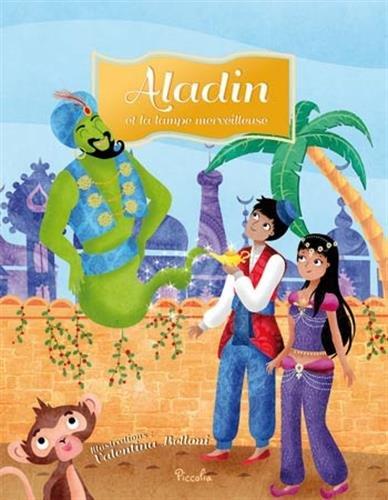 Aladin et la lampe merveilleuse (Mon histoire préférée)