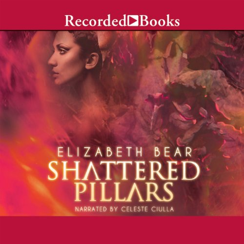 Shattered Pillars audiobook cover art