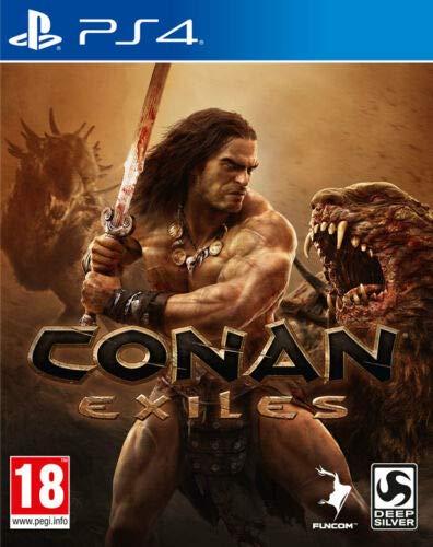Conan Exiles PS4 Game