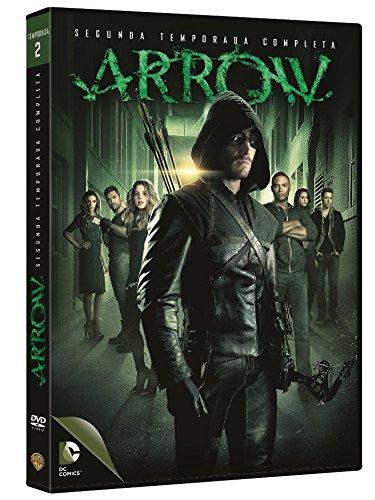 Arrow Temporada 2 [DVD]