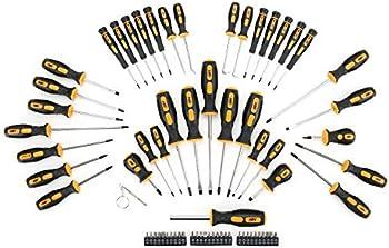 69-Piece Steelhead SH-SS-B69-0-1 Screwdriver & Bit Set
