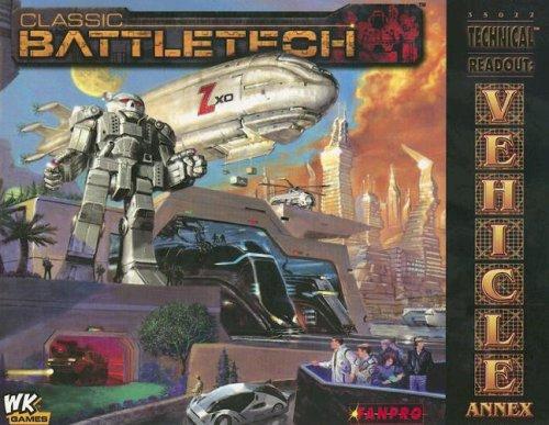 Technical Readout: Vehicle Annex (Classic Battletech)