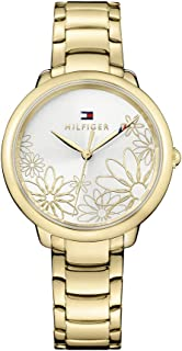 Women's Quartz Watch with Gold-Tone-Stainless-Steel Strap, (Model: 1781781)