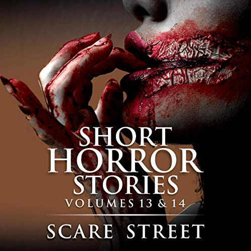 Short Horror Stories: Volumes 13 & 14 Audiobook By Scare Street,                                                                                        Ron Ripley cover art