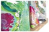 Kreul 87220 - Solo Goya Silikonöl, 20 ml, für eine ausgeprägte Zellbindung beim Pouring, Glas mit Tropfeinsatz - 4