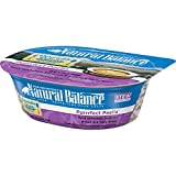 Natural Balance Delectable Delights Wet Cat Food Stew, Purrrfect Paella, 2.5 Ounce Cup (Pack of 12), Grain Free