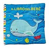 Il libro del bebè. Balena. Ediz. a colori