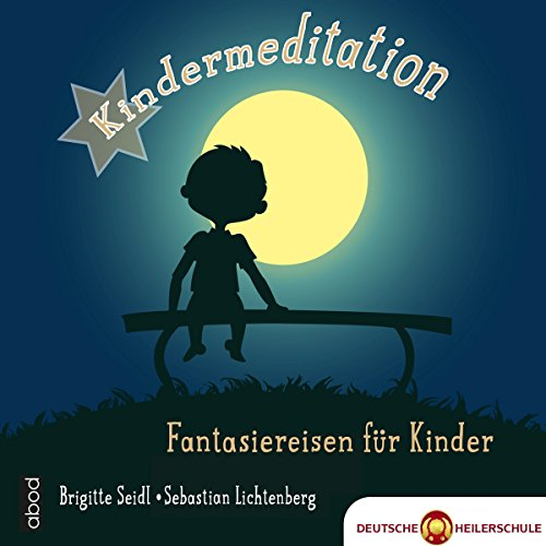 Kindermeditation audiobook cover art
