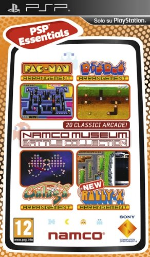 Namco Bandai Games Museum Battle Collection, PSP
