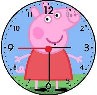 Pig Wall Decor Clock