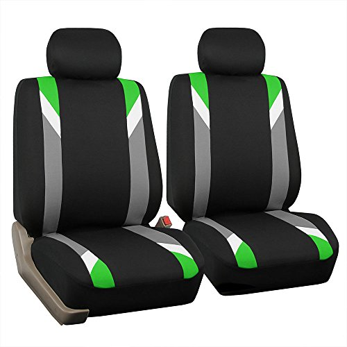 neon green seat covers - 7