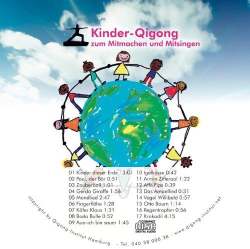 Kinder-Qigong zum Mitsingen und Mitmachen