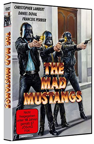 Mad Mustangs