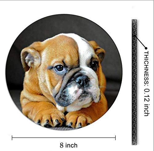 Mouse Pads English Bulldog Mouse Mat Game Office Accessory Desktop Photo #6
