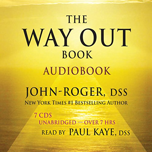 The Way out Book audiobook cover art