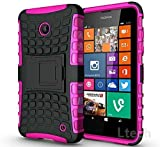 For Microsoft Lumia 640 XL LTE Hard Silicone Strong Heavy