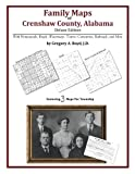 Family Maps of Crenshaw County, Alabama, Deluxe Edition