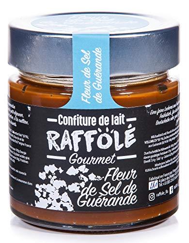 Gesalzene Karamellcreme mit Fleur de Sel aus Guérande