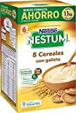 NESTLE Nestum Expert 8 Cereales con Galleta 1100 g