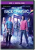 Bill & Ted Face the Music (DVD + Digital) (DVD)