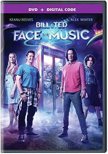 Bill & Ted Face the Music (DVD + Digital) (DVD)