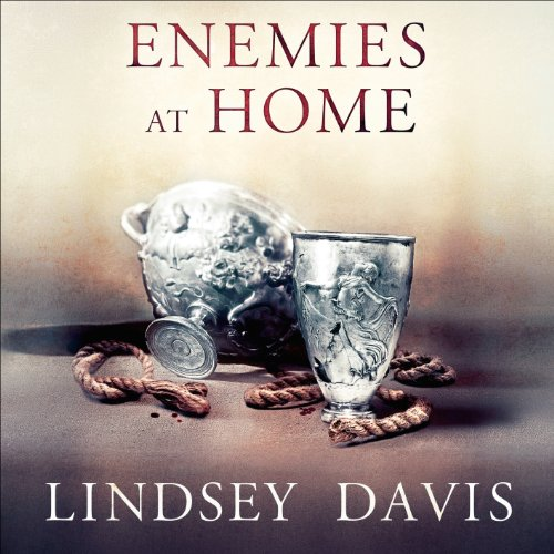 Enemies at Home audiobook cover art