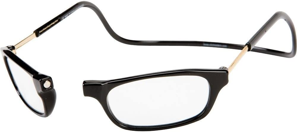 CliC Magnetic Closure Reading Low price Glasses with Adjustable Cheap sale Headba XXL