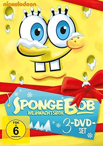 SpongeBob Schwammkopf - Weihnachtsbox [3 DVDs]
